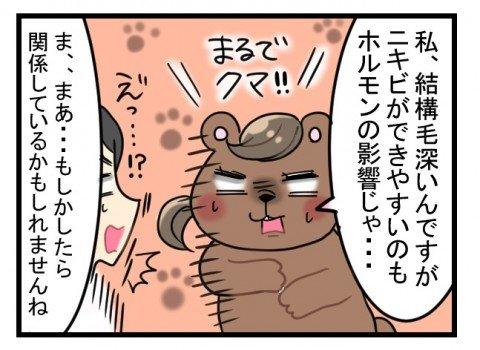 ホルモン治療 ニキビ ピル
