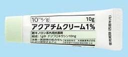 アクアチムクリーム ニキビ 皮膚科 薬
