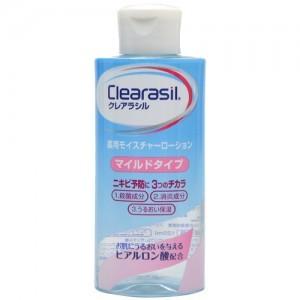クレアラシル化粧水